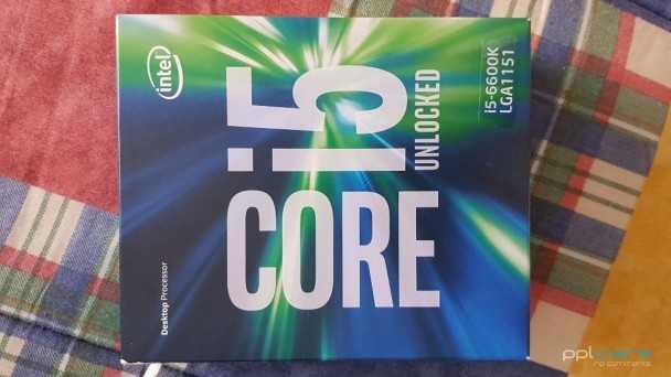 Processador Intel i5 6600k