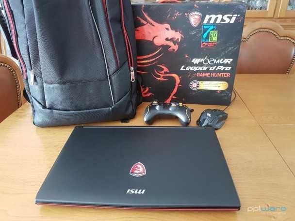 Portátil MSI 15.6″ GP62MVR-7RF (GTX 1060)