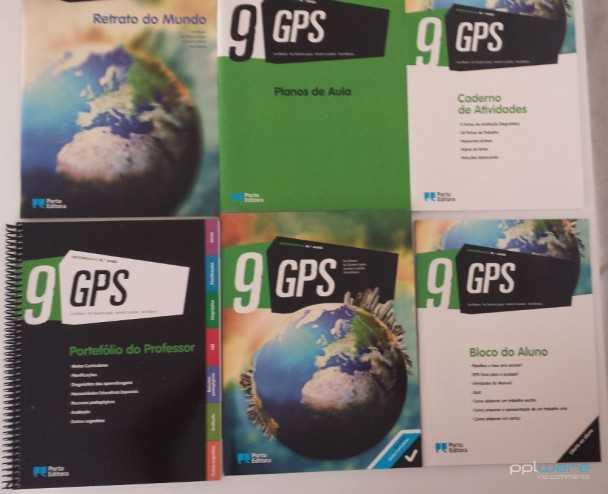 Livros de Geografia, História, Filosofia e Psicologia (9.ºe, 11º e 12º anos)