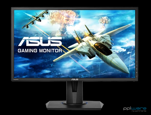 Monitor Gaming ASUS VG245H – 24″ FHD (1920×1080) 1ms, 75Hz, Tecnologia GameFast Input, FreeSync™