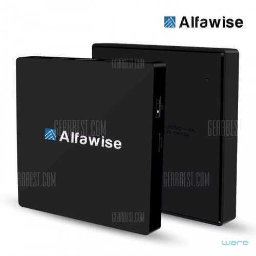 Box Alfawise S92