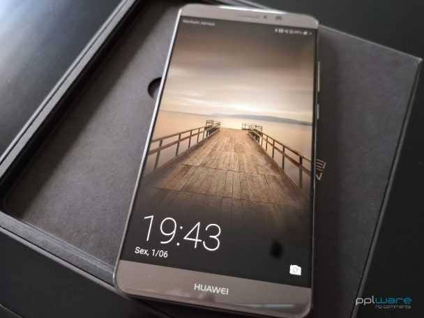 Smartphone Huawei Mate 9 4+64GB castanho